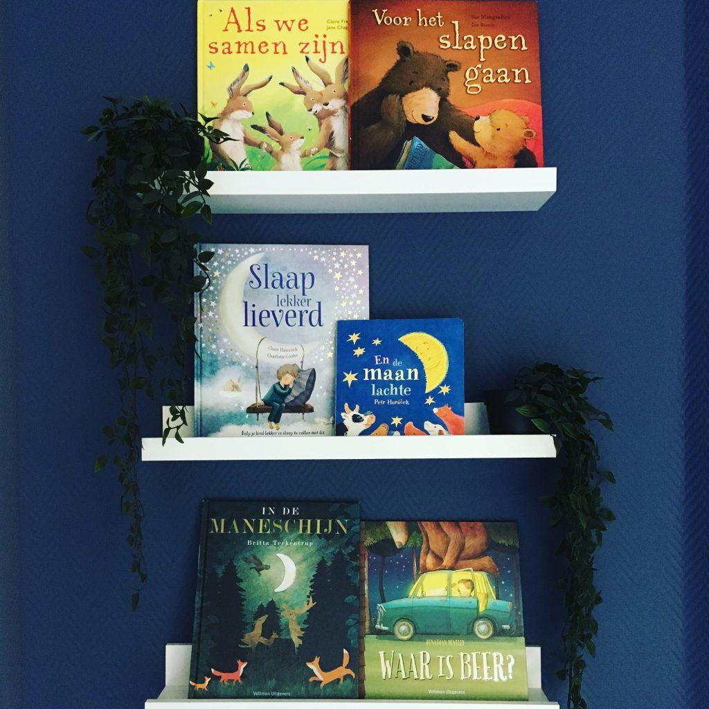 Voorlezen taalontwikkeling kinderboeken kinderboekenweek slaap slaapcoaching kinderslaapcoaching bedtijdritueel